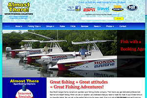 Almost There Sportfishing Charters