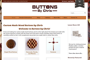 Buttons By Chris