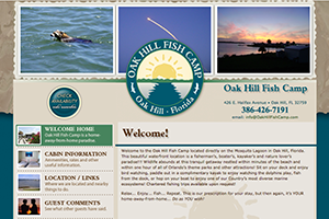 Oak Hill Fish Camp