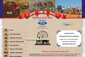 Osceola County Fair and Livestock Show