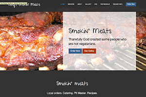 Smokin' Meats BBQ